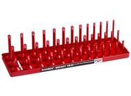Hansen Global Inc. 38013 38 Red Sae 3 Row Deepsemi-deep & Regular Socket-1