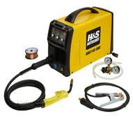 H & S Autoshot Welders W-6214 140 Amp Inverter Mig Welder-1