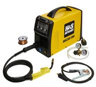 H & S Autoshot Welders W-6220 200 Amp Inverter Mig Welder-1