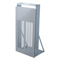 Haws Mtgfr.hsc Mounting Frame With Grille Galvanized Steel-1
