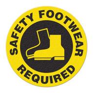 Incom FS1026V Safety Footwear Anti-slip Floor Sign (17)-1