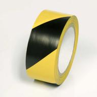 Incom LWT220 Yellowblack Laminated Hazard Marking Tape (2 X 108')-1