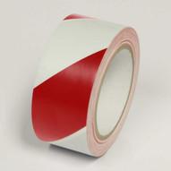 Incom LWT221 Redwhite Laminated Hazard Marking Tape (2 X 108')-1