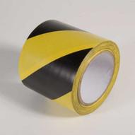 Incom LWT320 Yellowblack Laminated Hazard Marking Tape (3 X 108')-1