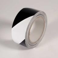 Incom WT2300 Blackwhite Hazard Marking Tape (2 X 108')-1