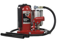 Aff American Forge IN5612SD 12 Ton Sd Airhydraulic Bottlejack-1