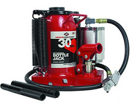 Aff American Forge 5630SD 30 Ton Sd Airhydraulic Bottlejack-1
