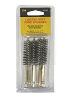 Innovative Products IP8080 8080 6 Pc Set Of Twisted Stainless Wire Bore Brushes-1
