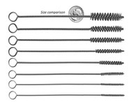Innovative Products 8087 Stainless Steel Micro Bore Andvalve-guide Brush Set-1