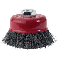 Itm Tools CCC075 3 Crimped Cup Carbon Steel Wire Brush-1