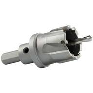Itm Tools HM0025 1-58 Tungsten Carbide Hole Cutter 1-38 Turbo Cutter (1-38 Depth)-1