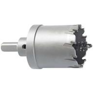 Itm Tools HP0029 2-18 X 2 Tungsten Carbide Hole Cutter Steel Door Install-1