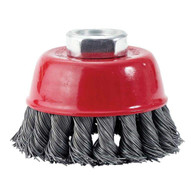 Itm Tools KCC150 6 Knotted Cup Carbon Steel Wire Brush-1