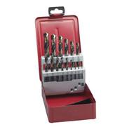 Itm Tools SP-15 15pc Black Oxide 135� Split Point-1