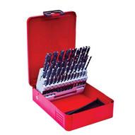 Itm Tools SP-60 60pc #1-60 Black Oxide 135� Split Point-1