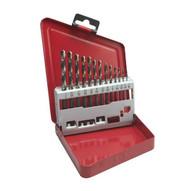 Itm Tools TI-13 13pc Titanium 135� Split Point-1
