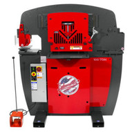 Edwards IW100-3P460-AC600 100 Ton Ironworker 460v 3ph With Powerlink-5