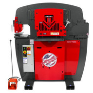 Edwards IW100-3P575-AC600 100 Ton Ironworker 575v 3ph With Powerlink-7