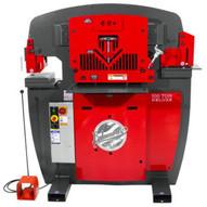 Edwards IW100DX-1P230 100 Ton Deluxe Ironworker 230v 1ph-6