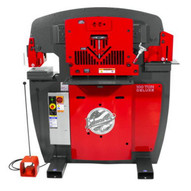 Edwards IW100DX-3P208-AC 100 Ton Deluxe Ironworker 208v 3ph With Powerlink-8