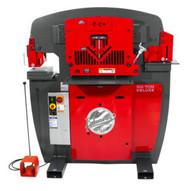 Edwards IW100DX-3P230 100 Ton Deluxe Ironworker 230v 3ph-4