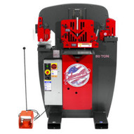 Edwards IW50-3P208-AC500 50 Ton Ironworker 208v 3ph With Powerlink-4