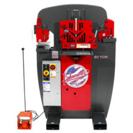 Edwards IW50-3P230-AC500 50 Ton Ironworker 230v 3ph With Powerlink-1