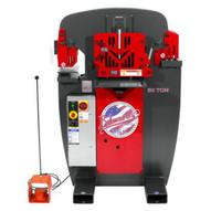Edwards IW50-3P230 50 Ton Ironworker 230v 3ph-5