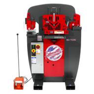 Edwards IW50-3P460 50 Ton Ironworker 460v 3ph-8