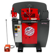 Edwards IW55-1P230-AC500 55 Ton Ironworker 230v 1ph With Powerlink-8