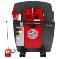 Edwards IW55-3P230 55 Ton Ironworker 230v 3ph-7