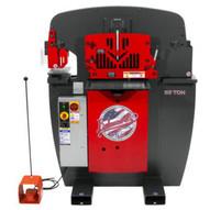Edwards IW55-3P380 55 Ton Ironworker380v 3ph 50hz-5
