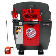 Edwards IW55-3P460-AC500 55 Ton Ironworker 460v 3ph With Powerlink-6