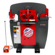 Edwards IW60-1P230-AC500 60 Ton Ironworker 230v 1ph With Powerlink-6