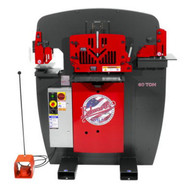 Edwards IW60-3P230-AC500 60 Ton Ironworker 230v 3ph With Powerlink-3