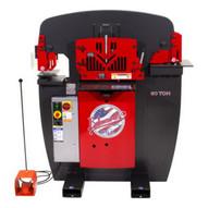Edwards IW60-3P460 65 Ton Ironworker 460v 3ph-5
