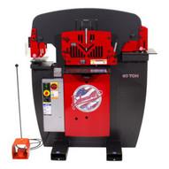 Edwards IW60-3P575 65 Ton Ironworker 565v 3ph-5