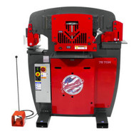 Edwards IW75-1P230-AC700 75 Ton Ironworker 230v 1ph With Powerlink-7