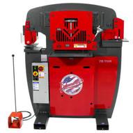 Edwards IW75-1P230 75 Ton Ironworker 230v 1ph-3