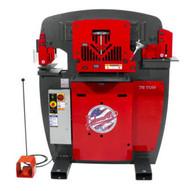 Edwards IW75-3P230 75 Ton Ironworker 230v 3ph-3