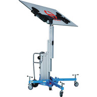 KSF CA400 13 Foot Variable Speed Electric Material & Glass Lift-2