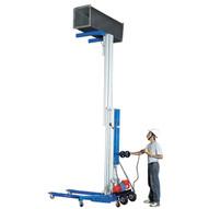 KSF ES-850 26 Foot Electric Powered Material Lift-1