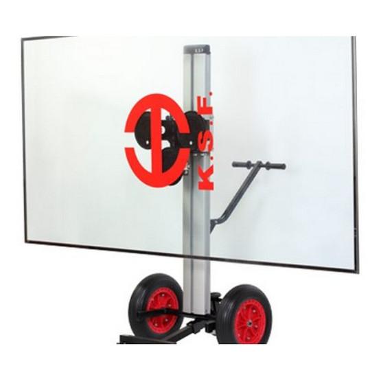 KSF GT2 Glass Trolley Installer 47 Lift Height-2