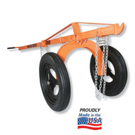 Jackson Tool 2508 Yard Dog Pipe Hauler Similar to Sumner Grasshopper-1