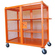 Jackson Tool 5400 Heavy Duty Wire Mesh Cage Storage Chest (FORMALLY 5633WC)-1