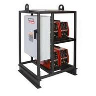Lincoln Electric K2666-1 V275-S 4-Pack Inverter Rack Multi-Operator Welder-1