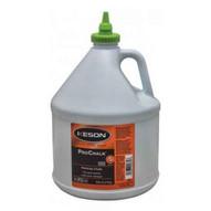 Keson 105gl 5 Lb Glo-lime Prochalk (4 In A Box)-1