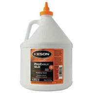 Keson 105go 5 Lb Glo-orange Prochalk (4 In A Box)-1