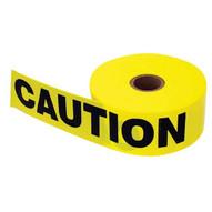 Keson Bt1200e Caution (3'' X 1000 Ft) Barricade Tape (8 In A Box)-1