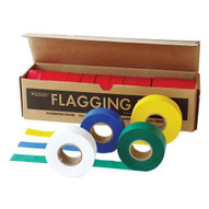 Keson Ftw White - Flagging Tape (1 316'' X 300') (12 In A Box)-1